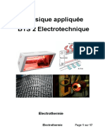 Cours_Electrothermie