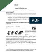 5°A-Evaluación diagnóstica lenguaje 2021