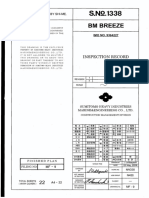 MF-09 Inspection record