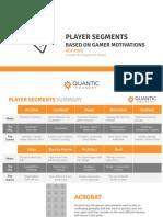 9 Player Segments Quantic Foundry