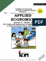 Applied Economics-Q3-Module-2