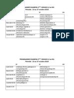 Programme Examens 2ème Session 2017-2018_etudiants