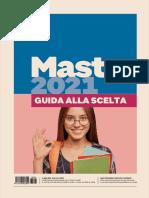 Il Sole 24 Le guide - Master 2021. Guida alla scelta - 10Settembre2020