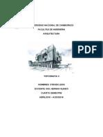 Universidad Nacional de Chimborazo Facul