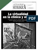 AP 505- La Virtualidad en La Clínica y El Aula