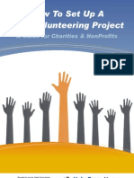 How To Set Up A Microvolunteering Project