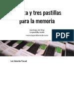 TREINTA Y TRES PASTILLAS PARA LA MEMORIA-Luis Sebastian Pascual