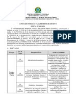 1 Edital 009-2021 - Prof. Efetivo