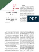 Jerry L. Mercer - O Destino Do Homem Na Escatologia de John Wesley