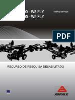 VOLARE W8 E W9 - FLY - 4.12 TCE - EURO III - 1ª EDIÇÃO