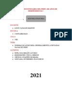 Informe Grupo 01- Nagas