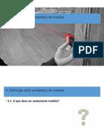 UFCD 0479_V. Definição da(s) unidade(s) de medida