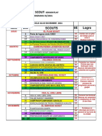 CICLO DE PROGRAMA 02-2021 UNIDAD SCOUT SENSONTLAT