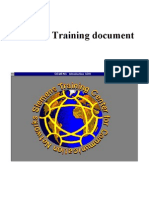 SDH Training document