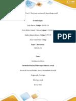 403019_G376_Unidad 1_Fase 2 _Historia y Corrientes de La Psicología Social(ENSAYO)