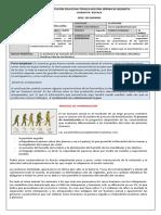 Ciencias Sociales 6 - Guía # 3