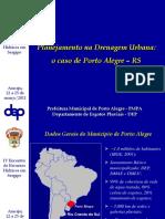 Planejamento na Drenagem Urbana_o caso de Porto Alegre