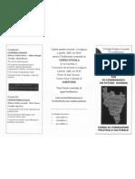 Corso di formazione politica e culturale Isola_Fronte