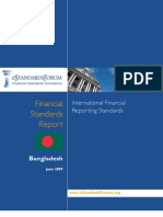 Bangladesh Financial Standards Report