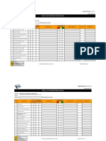SIG-REG-DGG03-03-02 CHECK LIST INSPECCION PUNTUAL DE ALMACEN