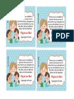 Cartão Dia das Mães Primária Cris Brito