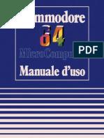 Manualeduso Commodore 64