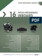 Inboard Pièces Mécaniques Pièces Mécaniques Inboard