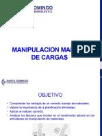 007 IE MANIPULACION MANUAL DE CARGAS