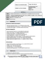 Acta 1 Comisión Departamental de Coordinación y Seguimiento Proceso Electoral (1) (1)