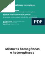 Misturas Homogeneas e Heterogeneas2197
