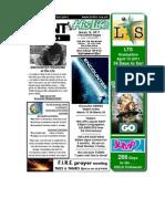 March 13 2011 Newsletter FULLVersion