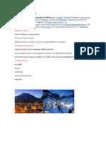 Presentación de Andorra