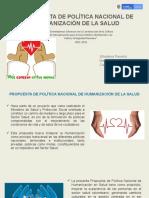 politicas de Humanización en Salud