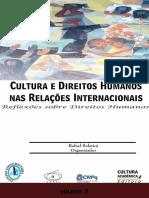 Cultura e Direitos Humanos v. 2 eBook