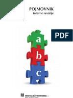 pojmovnik interne revizije