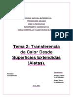 2. Superficies Extendidas