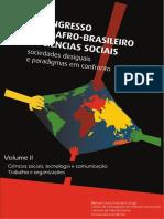 Atas Congresso Luso Afro Brasileiro Volume02