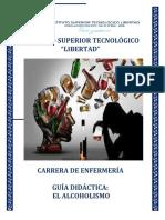 2.- GUÍA DIDÁCTICA EL ALCOHOLISMO