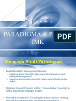 Paradigma Dan Prinsip IMK
