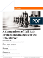 A Comparison of Tail Risk Protection Strategies in the US Market