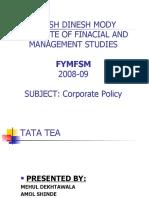 final tata tea