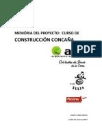MEMÓRIA CURSO CONSTRUCCIÓN CON CANYA