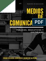 Medios  masivos y la educación