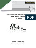 2092-LS11 - Escritura - Signos de puntuacion - El punto 7