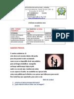 GUIA # 3 CLEI VI  lenguaje 2021 PDF