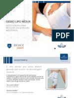 Gesso Lipo Redux - Gessoterapia (2)