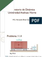 Problemas 3 Dinamica