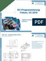 CAD-NC-Verfahrenskette_CATIA_Fraesen