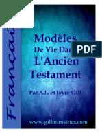 MODELES DE VIE DANS L'ANCIEN TESTAMENT - A.L. & JOYCE GILL