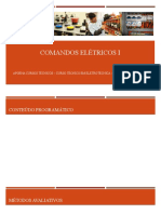 Comandos Elétricos_UNIDADE I